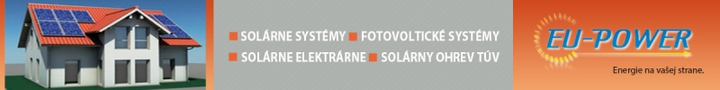 solarne systemy