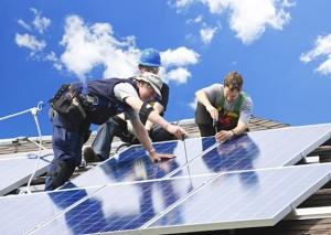 solárny ohrev vody panelmy