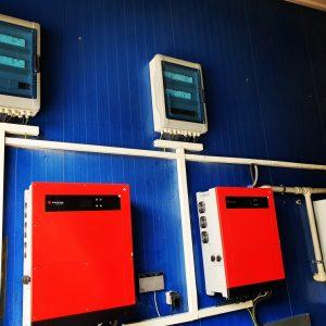 100 kW fotovoltická elektráreň