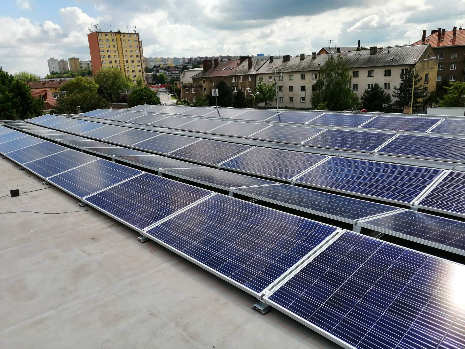 FVE Košice 50 kW