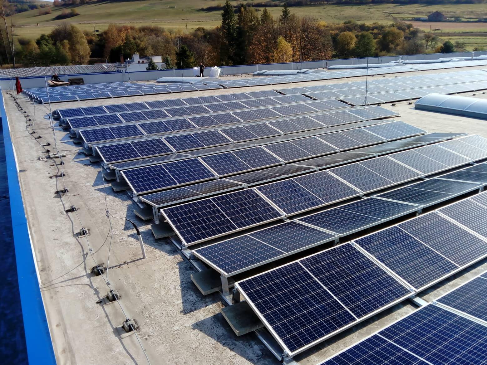 Lokálny zdroj - Fotovoltické elektrárne pre firmy
