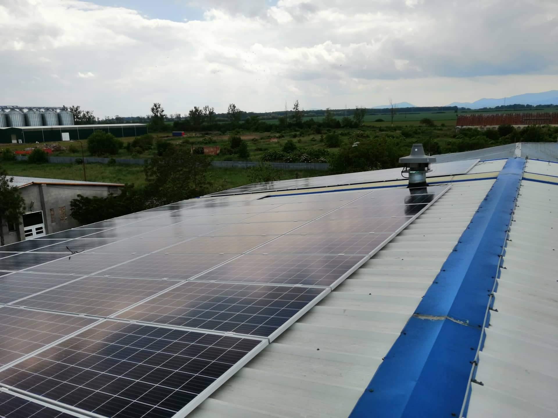 Lokálny zdroj 100 kWp