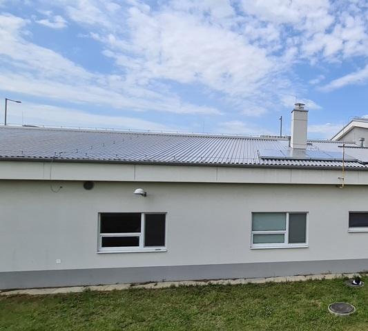 Ohrev vody-slnečné kolektory Viessmann Granvia R1