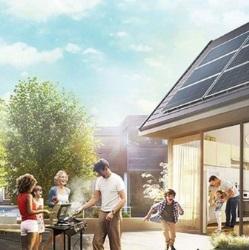 Fotovoltická elektráreň pre dom