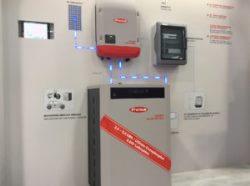 Hybrid FV systém