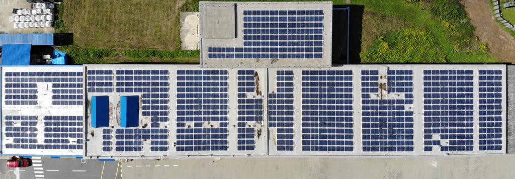 Fotovoltický systém pre firmu 200 kW