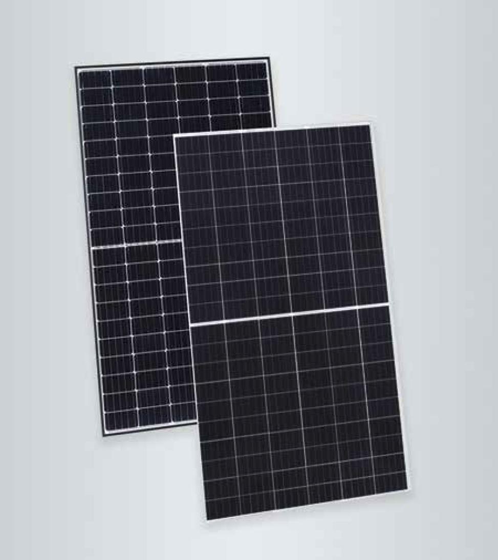 mono 340 Wp panel